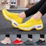 Platform Breathable Casual Fashion Height Increasing Sneakers & Shoes