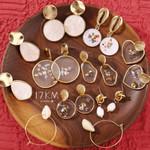 Vintage Geometric Shell Drop Brincos Fashion Tortoise Jewelry Earrings