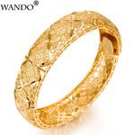 Luxury Gold Color Ethiopian Jewelry Bangles&Bracelet