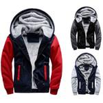 Sweatshirts Fleece Plus Size Jacket Parkas Casual Streetwear Hoodies