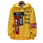 Sweatshirt Big Size Long Sleeve Casual Hip Hop Sportswear Hoodies
