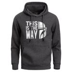 Sweatshirts Pullover Star Wars Sweatshirt Fleece Hoodies