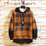 Sweatshirt Hip Hop Punk Pullover Streetwear Casual Fashion Hoodies
