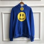 Drew Smile Face Printed Justin Bieber Sweatshirts
