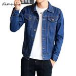Denim Trendy Fashion Bomber Thin Ripped Denim Jackets