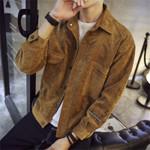 Hip Hop Retro Street Casual Bomber Fashion Coat Denim Jackets