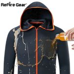 Waterproof Hoodie Quick Dry Lightweight Skin Coat Casual Denim Jackets