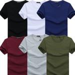 New Fashion Slim Short Sleeve T Shirts
