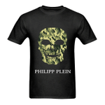 Philip Plein Hip Hop Clothing T-Shirts