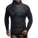 Hot Warm Hedging Turtleneck Pullover Casual Knitwear Sweaters