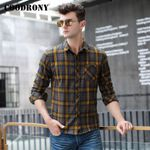Fashion Plaid Business Dress Casual Camisa Dress Shirts