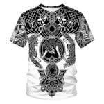 Arrival Sons Of Odin Valhalla Shirt Viking Myths cool humorous Super homme T-shirts