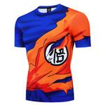 Dragon Ball Dragon Ball super son goku Slim Fit vegeta DragonBall T shirt