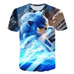 Kids Game Print Costume Clothing Children Tee Clothes Men T-shirts