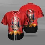 San Francisco 49ers & Jack Skellington FFS9710