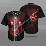 San Francisco 49ers Skull FFS9709