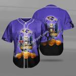 Baltimore Ravens & Jack Skellington FFS7210