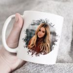 Custom photo mug, customize mug, personalized mug, custom coffee mug, photo mug, custom gift idea, personalized gift, gift for friends