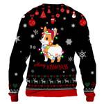 Corgi Merry Kissmyass 3D Sweatershirt