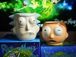 Rick and Morty 3D 700ml big cup mug