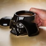 Mug Stormtrooper Darth Vader Helmet Mug 3d