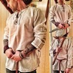 linen  shirt long sleeves