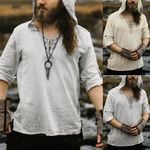 Viking linen shirt