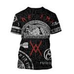 Odin Tattoo T shirt