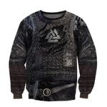 Viking Tattoo 3D hoodies