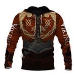 Viking Warrior Tattoo Tracksuit- 3D Print