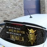 Viking Rear Window Decal