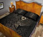 VIKINGS QUILT BED SET