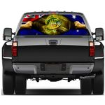Bluegill Fishing AU Rear Window Decal