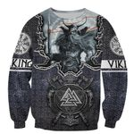 Viking hoodies 3D