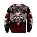 Viking 3D  Hoodies/sweatshirt