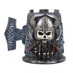 Mug With Stainless Viking