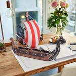 Viking Pirate Ship Home Decoration