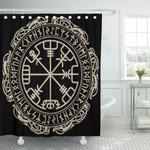 Curtain Viking for bathroom