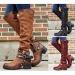 Leather Shoes Vintage Viking