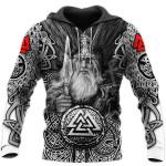 Tattoo Viking  3D Hoodies
