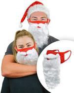 Santa Claus Moustache Mask