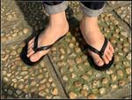Modern Flip Flops