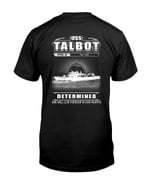 USS Talbot FFG-4