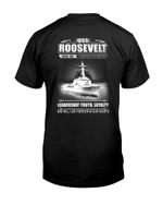USS Roosevelt DDG80