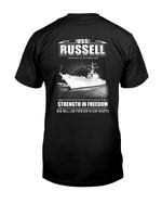 USS RUSSELL DDG-59