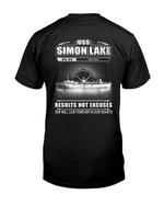 USS Simon Lake AS 33