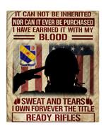 Quilt - 52nd Infantry Regiment