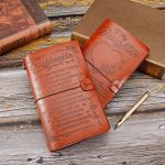Leather Diary for Daughter