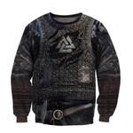 Viking Tattoo 3D hoodies