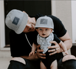 SR and JR Hats, Daddy and Son hats